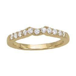 14kt gold 3.3 gram Wedding Bands/Curved Bands
