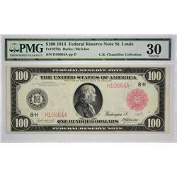 Rare Fr. 1079a St. Louis Note