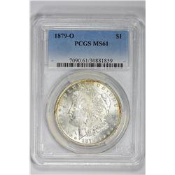 1879-O. MS 61 PCGS