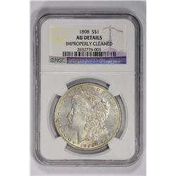 1898 S$1 . AU Details NGC