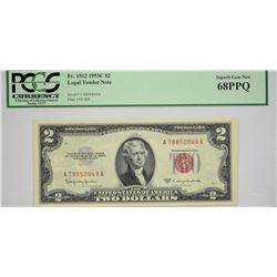 Lot of (4) Small-Size Type Notes. PCGS Graded.