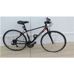 Giant Escape On Road Men's 7 Speed Shimano Gears Black Road Bike