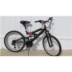 Next Elite PX 4.0 Men's Shimano Equipped Revo Shift Black Mountain Bike