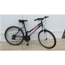Roadmaster Granite Peak Women's Ground Assault 18 Speed Mountain Bike
