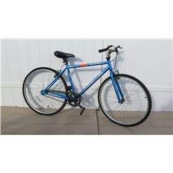 Kent 700 Highroller Men's Blue TIG Welded Frame Single Speed Road Bike