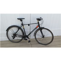 Giant Escape Men's Black Shimano Gears On Road Sport City Trekking Bicycle