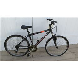 Schwinn Frontier SE Signature Men's Black Shimano Altus Equipped Mountain Bike
