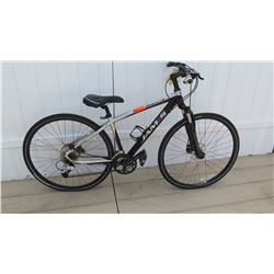 Allegro 2X Jamis Men's 6061 Aluminum Suntour Shimano Equipped Gray Road Bike