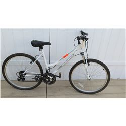 Roadmaster Granite Peak Women's White 18 Speed Ground Assault Mountain Bike