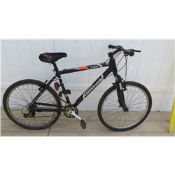 Cannondale F300 Men's 8 Speed Shimano Defore Equipped Black Road Bike
