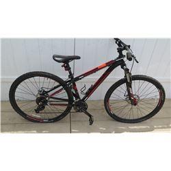 CF Fisher Collection  Trek Marlin Men's SR/XEM X-4 Black Red Alpha Aluminum Bike