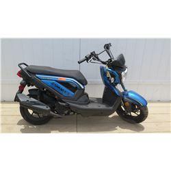 2015 Zummer 50CC TaoTao Group Black Blue Moped 3614 Miles