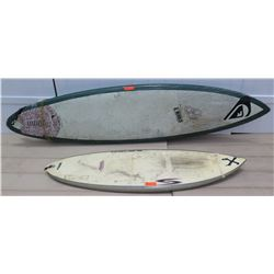 "Sporting Goods - Surf Boards: Ultraflx Surftech 5' Board and Al Merrick 8'x22""x2 7/8"" Board"