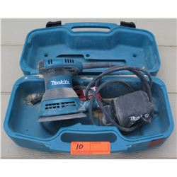 Tools - Makita BO5030 Palm Sander