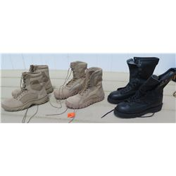 Rugged Boots - Oakley (size 11), Rocky (size 10), Danner (siz 10)