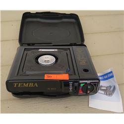 Temba TB 9000 Portable Gas Stove