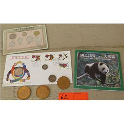Collectibles - Chinese Coins