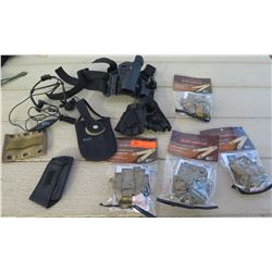 Black Hawk Holsters and Belt Pouches