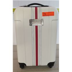 Tommy Hilfiger Rolling Carry-On Luggage w/Contents