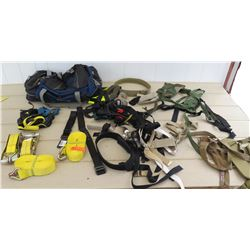 Various Straps and Harnesses