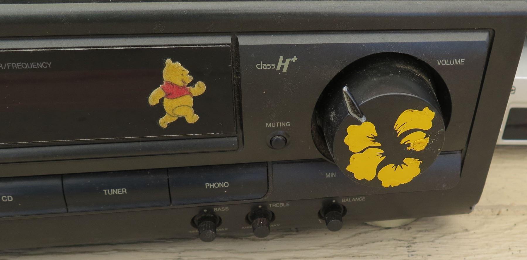 Electronics - JVC and Panasonic DVD Players