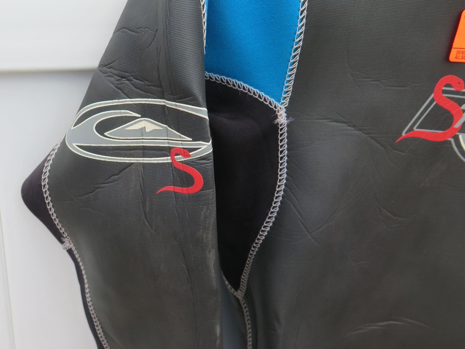 c9a4f557bb ... Image 4   Wetsuit - Mens Quiksilver Stormproof Wet Suit size M ...