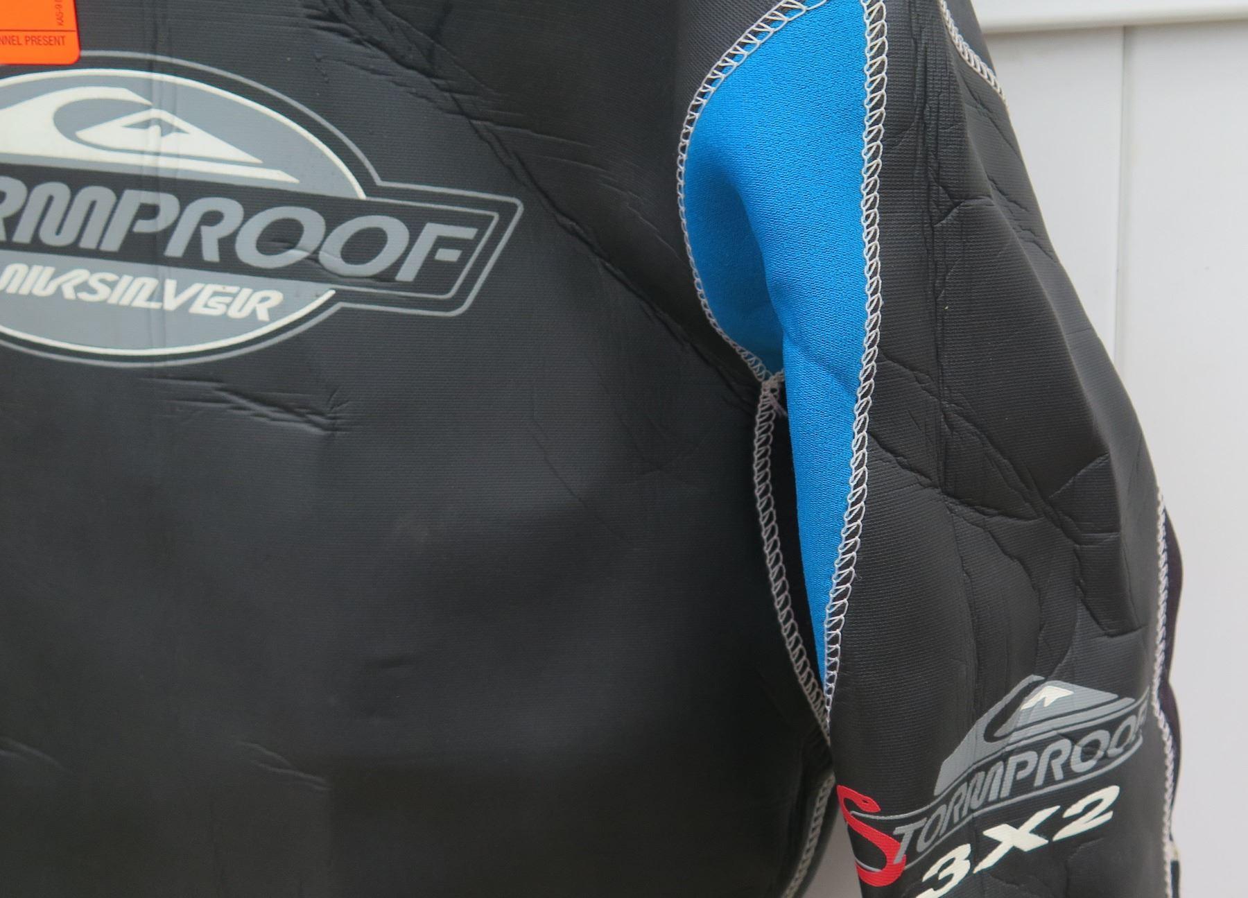 d4783deea3 ... Image 7   Wetsuit - Mens Quiksilver Stormproof Wet Suit size M ...
