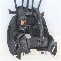 Scuba Gear - Zeagle Ranger BC Bouyancy Compensator w/Tags (appears unused)