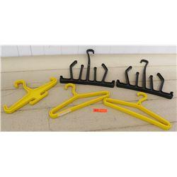 Qty 5 Wetsuit Hangers