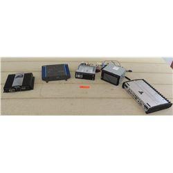 Car Audio - Kenwood DVD Car Deck, Nesa Multi Media Car Deck, JL Audio Amp, VR3 Amp