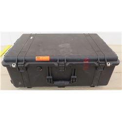 Large Rolling Hard Suitcase