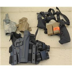 Misc. Holsters and Ammo Container