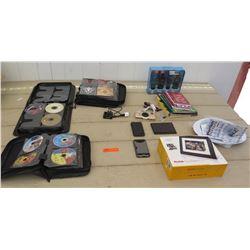 Electronics - Kodak Easy Share P730, DVDS, CDS, Davidoff Mens Cologne Set, Phone Cases