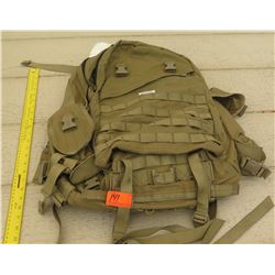 Black Hawk Military Style Backpack