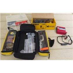 Tools - Inverter, Dewalt Grinder, Tool Kit