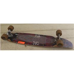 Sector Nine Longboard Skateboard w/ Gull Wing