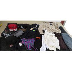 Clothing - Diesel Jeans, Polo Ralph Laurent Sweater, Michael Kors, Hats, etc.