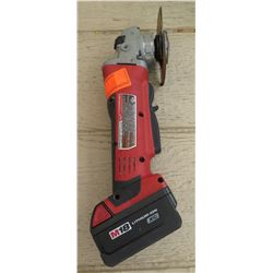 Tools - Ridgid 4.5-Inch Cutoff Grinder w/ M18 Battery