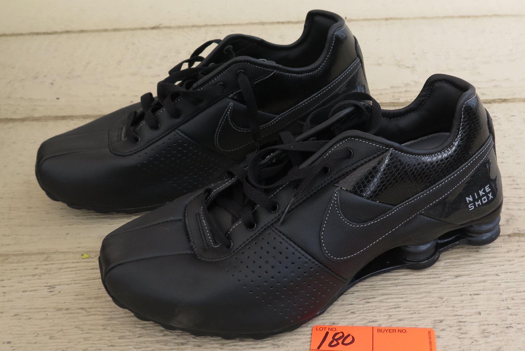promo code 17736 d2616 Image 1   Men s Nike Shox Shoes - Size 11 ...