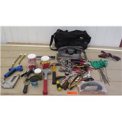 Tools - Staple Gun, Hammers, Wrenches, Pliers, etc.