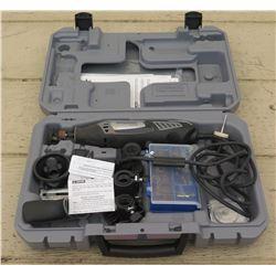 Tools - Dremel 4000 w/Case & Accessories