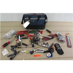 Tools - Wrenches, Screwdrivers & Bag