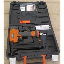 Tools - Ridgid R150FSA Finish Stapler