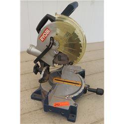 Tools - Ryobi Chop Saw