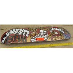 Skateboard Deck - Element, Unused, New w/Tag