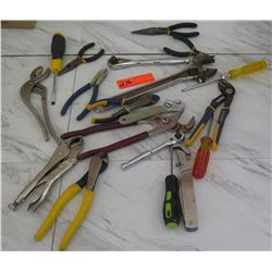 Tools - Crescent Wrench, Vice Grip, Pliers, etc.