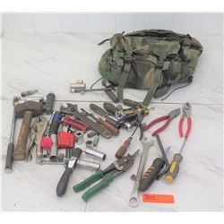 Tools - Vice Grips, Cutters, Crescent Wrench, etc.