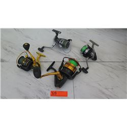 Fishing Reels - Penn Spin Fisher V HT-100 7500, Shimano, etc.