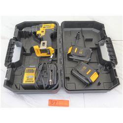 Tools - Dewalt DCD780 Cordless Drill w/ 2 Batteries & Charger