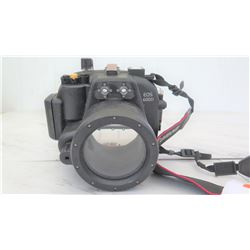 Cameras - Polaroid Underwater Housing for Canon EOS 600D